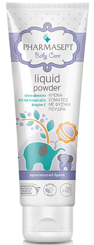 Pharmasept Baby Care Liquid Powder, 150ml