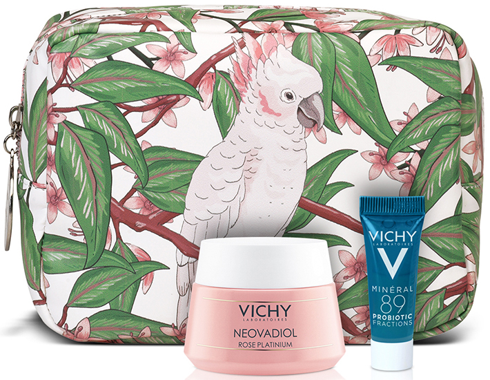 Vichy Promo Neovadiol Rose Platinium 50ml & Mineral 89 Probiotic 5ml