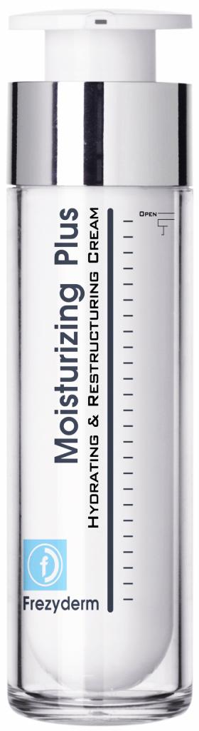 Frezyderm Moisturising Plus Cream 30+, 50ml