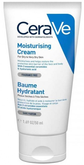CeraVe Moisturising Cream Ενυδατική Κρέμα, 50ml