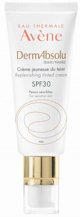 Avene DermAbsolu Replenishing Tinted Cream SPF30, 40ml