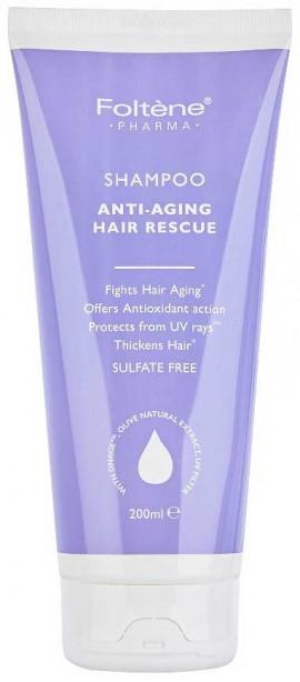 Foltene Shampoo Anti-Aging Hair Rescue, 200ml