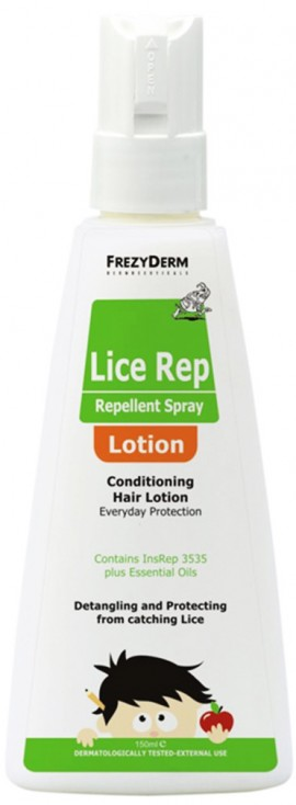 Frezyderm Lice Rep Lotion, 150ml