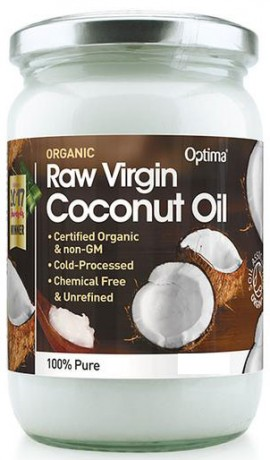 Optima Coconut Oil, 500gr