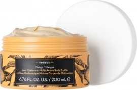 Korres Mango Double Hualuronic Multi Action Body Souffle, 200ml