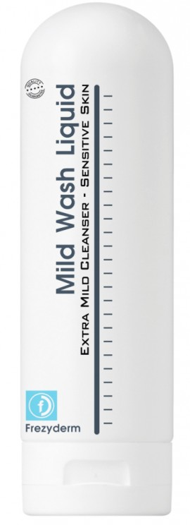 Frezyderm Mild Wash Liquid, 200ml