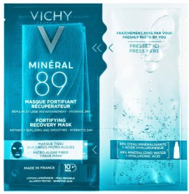 Vichy Mineral 89 Fortifying Recovery Mask, 29gr