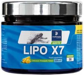 My Elements Lipo X7 Γεύση Ανανά, 225gr Powder