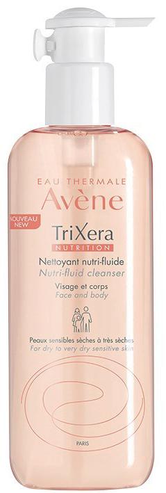 Avene Trixera Nutrition Nettoyant Nutri- Fluid, 500ml