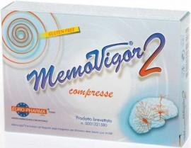 Bionat Memovigo 2, 20 Κάψουλες