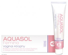Aquasol Femina Vaginal Atrophy, 30ml