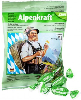 Power Health Salus Alpenkraft Καραμέλες, 75gr