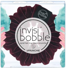 Invisibobble Sprunchie Red Wine Is Fine, 1 Τεμάχιο