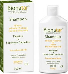 Boderm Bionatar Shampoo, 300ml