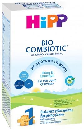 Hipp 1 Bio Combiotic, 600gr