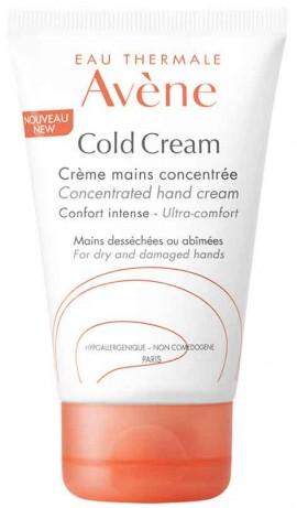 Avene Cold Cream Mains Concentree, 50ml