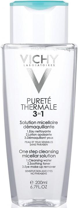 Vichy Purete Thermale 3 in 1, 200ml