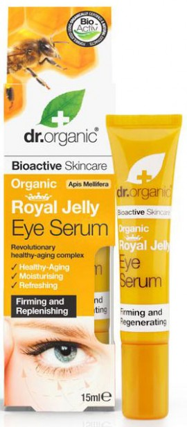 Dr. Organic Royal Jelly Eye Serum, 15ml