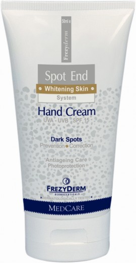 Frezyderm Spot End Hand Cream SPF15, 50ml