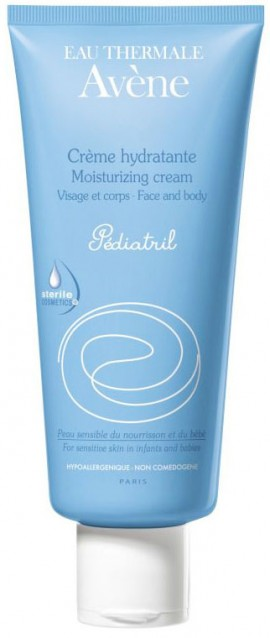 Avene Pediatril Moisturizing Cream, 200ml