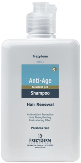 Frezyderm  Anti- Age Shampoo, 200ml