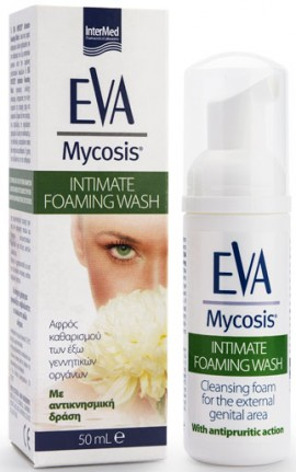Intermed Eva Mycosis Intimate Foaming Wash, 50ml