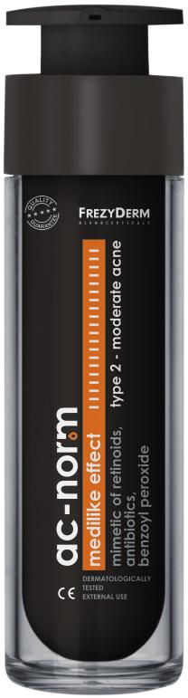 Frezyderm Ac- Norm Medilike Effect 2 Cream, 50ml