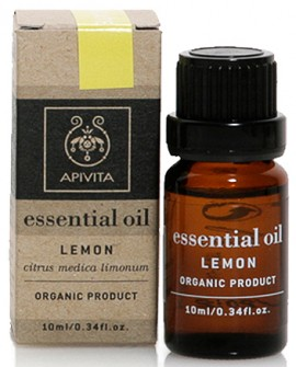 Apivita Essential Oil Λεμόνι, 10ml
