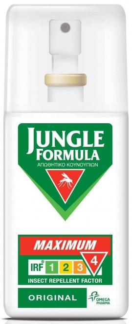 Jungle Formula Maximum Original Με IRF 4, 75ml