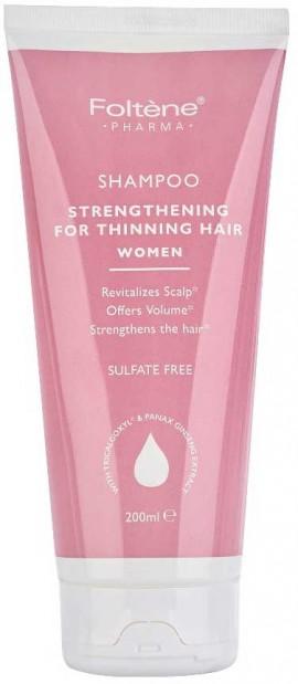 Foltene Shampoo Strengthening For Thinning Hair Women, 200ml