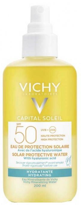 Vichy Capital Soleil Water Hydrating SPF50, 200ml