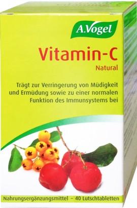 A.Vogel Vitamin-C, 40 Ταμπλέτες