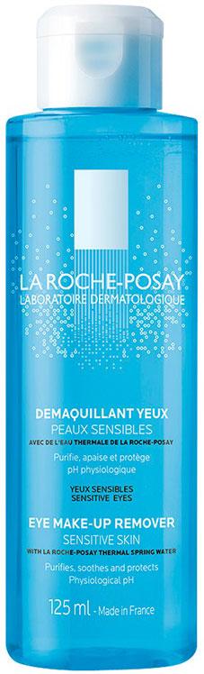 La Roche- Posay Lotion Demaquillant Yeux, 125ml