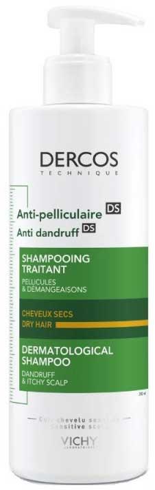 Vichy Dercos Anti-Dandruff Dry Hair 390ml