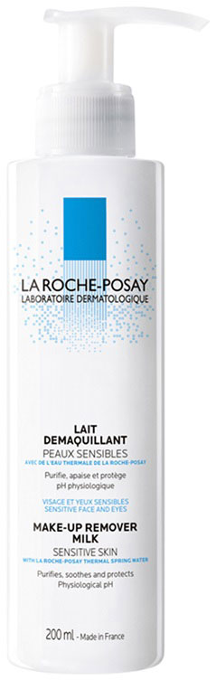 La Roche- Posay Lait Demaquillant, 200ml