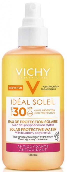 Vichy Ideal Soleil Water Antioxidant SPF30, 200ml