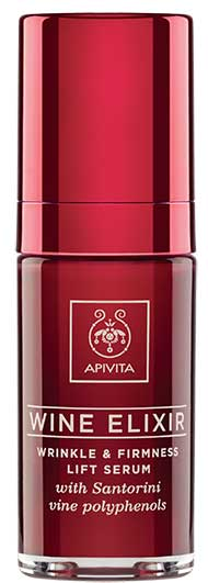 Apivita Wine Elixir Lift Serum, 30ml