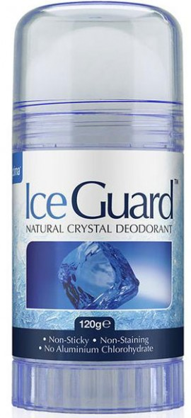 Optima Ice Guard Crystal Deodorant, 120gr