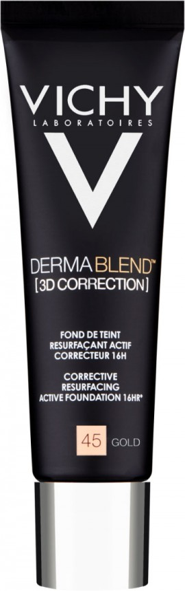 Vichy Dermablend 3D 45 Gold, 30ml