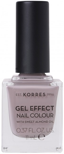 Korres Gel Effect Nail Color 35 Cocoa Cream, 11ml