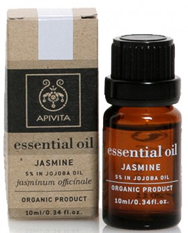 Apivita Essential Oil Γιασεμί, 10ml