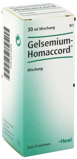 Heel Gelsemium Hommacord Drops, 30ml