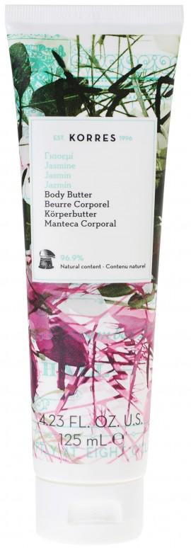 Korres Body Butter Γιασεμί, 125ml