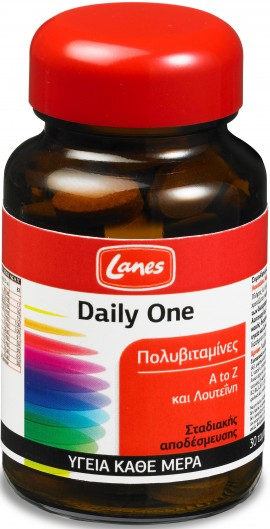 Lanes Daily One, 30 Ταμπλέτες