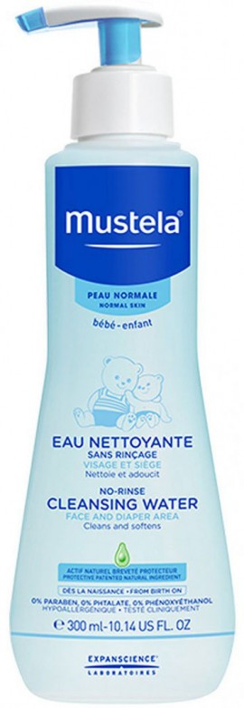 Mustela Cleansing Water, 300ml