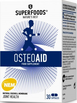 Superfoods Osteoaid, 30 Κάψουλες