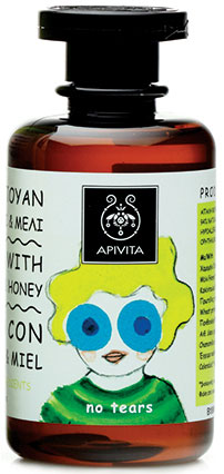 Apivita Kids Σαμπουάν Με χαμομήλι & Μέλι,250ml