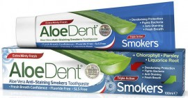 Optima AloeDent Smokers Toothpaste, 100ml