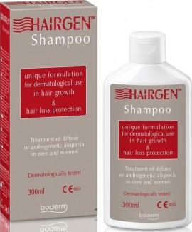 Boderm Hairgen Shampoo, 200ml