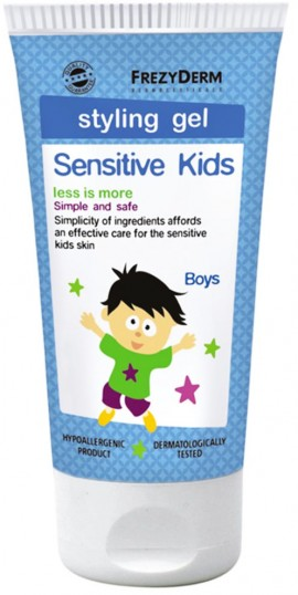 Frezyderm Sensitive Kids Styling Gel, 100ml